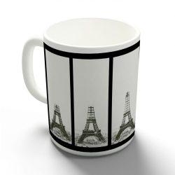 Eiffel torony bögre