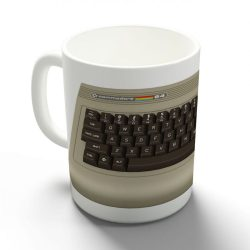 Commodore C64 bögre