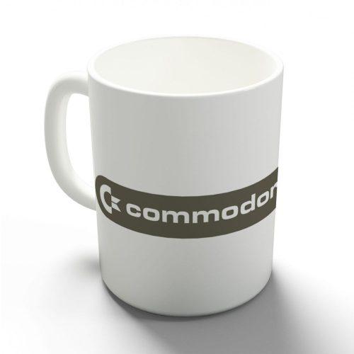 Commodore C64 bögre