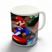 Super Mario kart bögre
