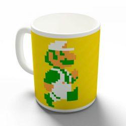 Super Mario Luigibögre