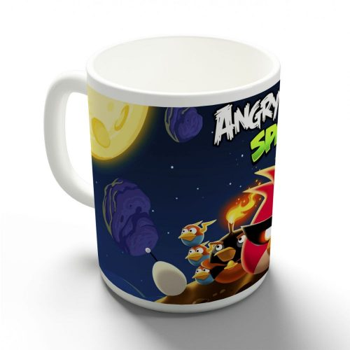 Angry Birds Space bögre