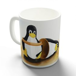 Linux bögre