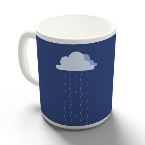 Bináris eső bögre