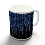 Bináris kód bögre