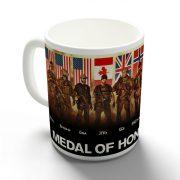 Medal of Honor bögre