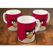 Két piros dühös madár bögre