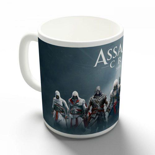 Assassin's Creed bögre