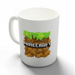 Minecraft bögre