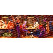League of Legends Cafe Drawen bögre