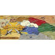 Kard és Korona térképes bögre