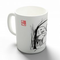 Kapala Györgyi elefánt bögre