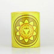Napfonat csakra - Manipura (citromsárga belsővel)
